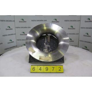 FRONT PLATE - ALLIS-CHALMERS - PWO A2 - 10 X 8 - 17