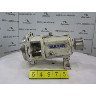 POWER END - SULZER - APT-21-3 - 8""
