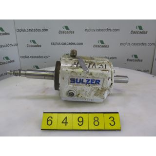 POWER END - SULZER - FRAME 2