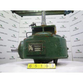 GEAR DRIVE ASSY - BLACK CLAWSON SCREEN PS-24