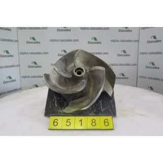 IMPELLER - GOULDS 3175 M - 8 X 10 - 18H