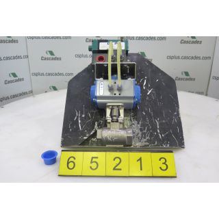 "BALL VALVE - JAMESBURY - 1"" - 9FB 3600 XTB"