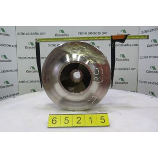 PUMP CLOSED IMPELLER