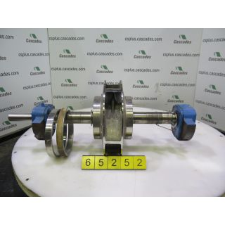 ROTATING ASSEMBLY - GOULDS 3410 S - 4 X 6 - 13
