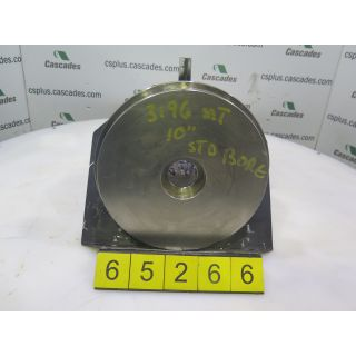 """BACK PLATE- GOULDS 3196 MTO - 10"""""""