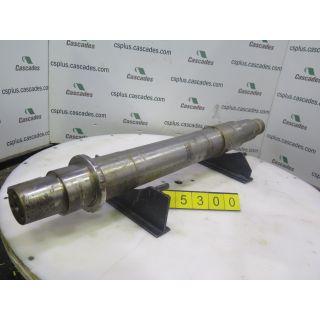 SHAFT FOR REFINER - BELOIT DD4000 - 20-24