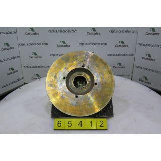 "BACK PLATE - GORMAN-RUPP - T10A-65S - SEAL PLATE - 15"""