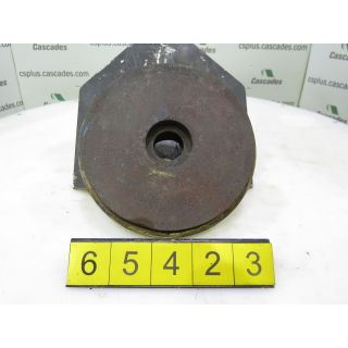 """STUFFING BOX COVER - GOULDS 3196 MT - 10"""""""