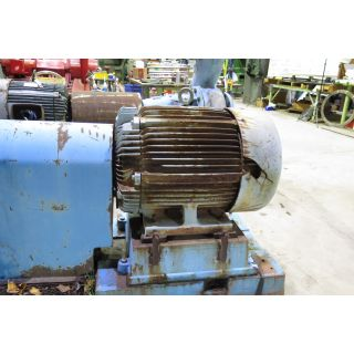 MOTOR - AC - WESTINGHOUSE - 50HP - 900 RPM - 575 VOLTS