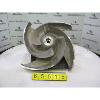 IMPELLER - GOULDS 3175 M - 8 X 10 - 22