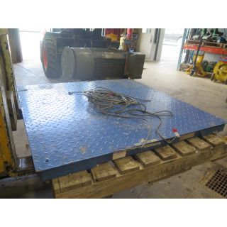 FLOOR SCALE - ACTIVE SCALE MFG - ACTIVE SCALE MFG - EC-4848-2500