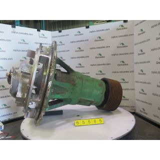 BROKE PULPER - CELLWOOD MACHINERY - TYPE: 40/51 MC