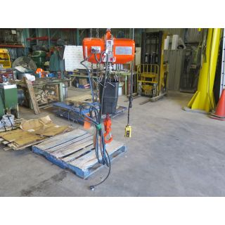 ELECTRIC CHAIN HOIST - JET - 2 TON