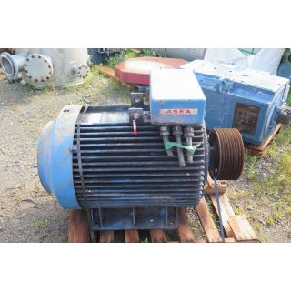 MOTOR - AC - ABB - 200 HP - 1200 RPM - 575 VOLTS