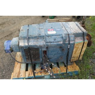 MOTOR - DC - RELIANCE - 250 HP - 1150 RPM - 500 VOLTS