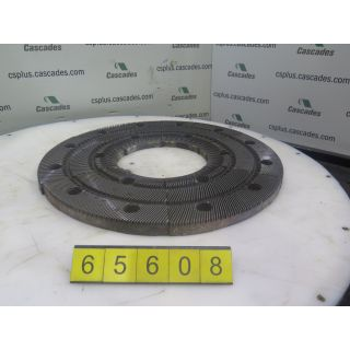 """REFINER PLATES - ANDRITZ - SPROUT - 26"""" - SERIE 200 - MODEL: 26TA202 X1 AA"""