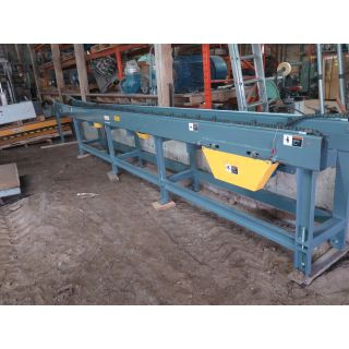 "CONVEYOR FOR SALE - ABF - 21"" X 24'"