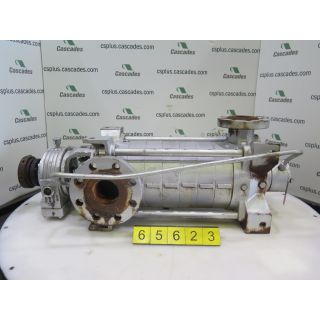 HIGH PRESSURE PUMP - CARVER PUMP - 3 x 2 - TYPE: RS6-B