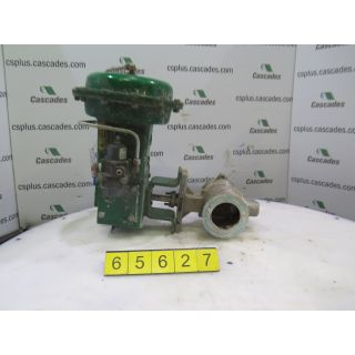 "V-BALL VALVE - FISHER - 3"" - USED"