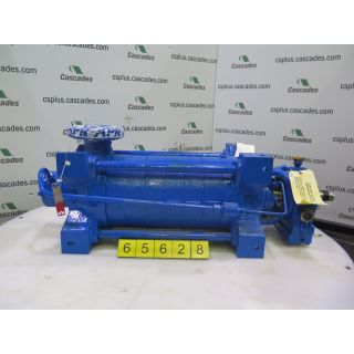 HIGH PRESSURE PUMP - CARVER PUMP - 3 X 2 - TYPE: RS6-B - STAGES: 7