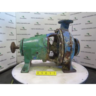 PUMP - GOULDS - 3175 S - 4 X 6 - 18