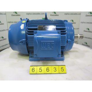 MOTOR - AC - WEG - 30 HP - 1800 RPM - 575 VOLTS