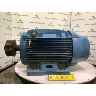 MOTOR - AC - WEG - 75 HP - 1200 RPM - 575 VOLTS