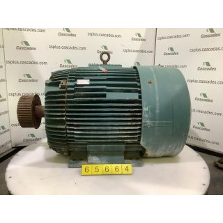 MOTOR - AC - BALDOR - 75 HP - 1200 RPM - 575 VOLTS