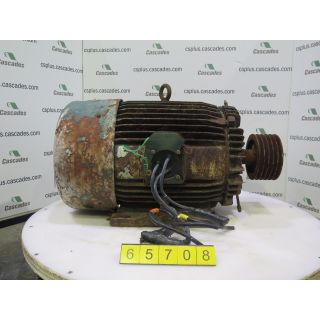 MOTOR - AC - TOSHIBA - 60 HP - 1800 RPM - 460 VOLTS