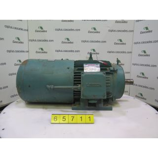 BREAKE MOTOR - AC - LEESON - 15HP - 1200 RPM - 575 VOLTS