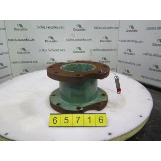 "HDC - TABLE SPOOL - BLACK CLAWSON - 17"""
