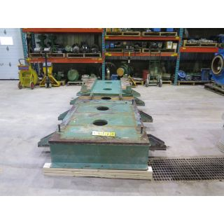 REFINER BASE PLATE - SPROUT-WALDRON - TFIII - 26""