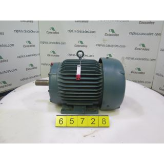 MOTOR - AC - BALDOR RELIANCE - 7,5HP - 1800 RPM - 575 VOLTS