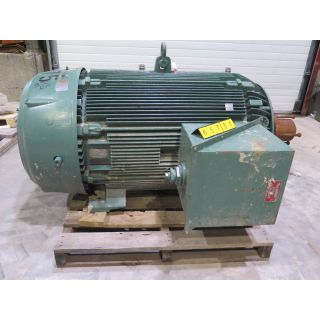 MOTOR - AC - US ELECTRICAL MOTOR - 350HP - 1200 RPM-2300 VOLTS