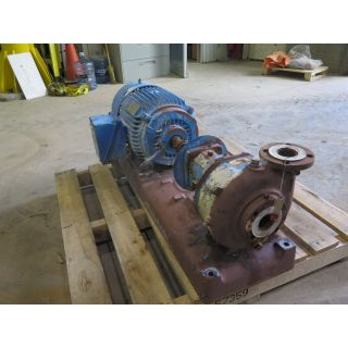 PUMP - GOULDS CV 3196 - 2 X 2 - 8