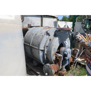 VACUUM PUMP - NASH - CL4002 - USED
