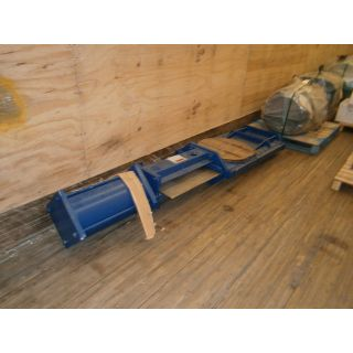 "KNIFE GATE VALVE - 20"" - STAFSJO - O-PORT"