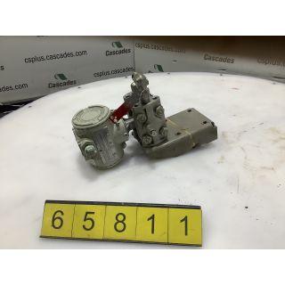 PRESSURE TRANSMITTER - ABB - 600 T