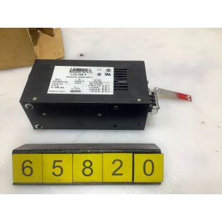 POWER SUPPLY - LAMBDA - LZS-250-3