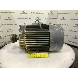 MOTOR - AC - ABB - 30HP - 1800 RPM - 575 VOLTS