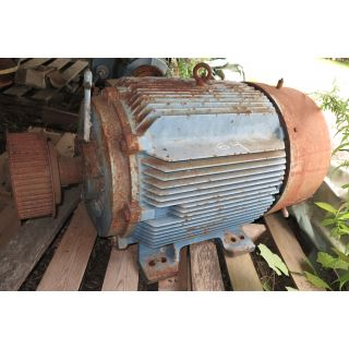 MOTOR - AC - SIEMENS - 60 HP - 1200 RPM - 460 VOLTS
