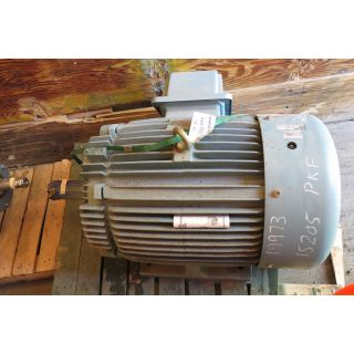 MOTOR - AC - TECO WESTINGHOUSE - 100HP - 1800 RPM - 575 VOLTS