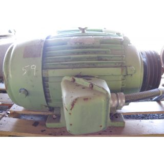 MOTOR - AC - EMERSON ELECTRIC - 60 HP - 1800 RPM - 460 VOLTS