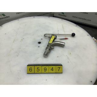 SAMPLER VALVE - METSO - T22-MO - USED