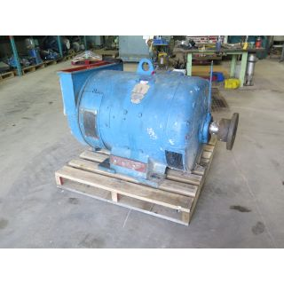MOTOR - DC - SIEMENS - 415 HP - 2000 RPM - 600 / 170 VOLTS