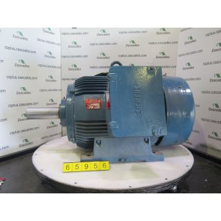 MOTOR - AC - SIEMENS - 100 HP - 1200 RPM - 575 VOLTS