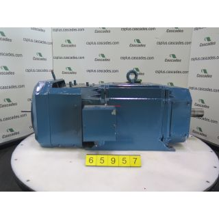 MOTOR - DC - RELIANCE - 20 HP - 1800 RPM - 500 VOLTS