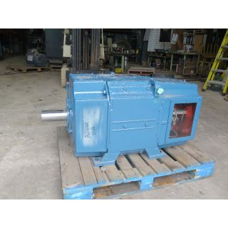 MOTOR - DC - RELIANCE - 250HP - 1200 RPM - 500 VOLTS