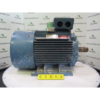 MOTOR - AC - SIEMENS - 60 HP - 1200 RPM - 575 VOLTS