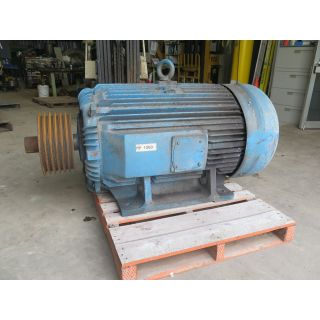 MOTOR - AC - TOSHIBA - 300 HP - 1200 RPM - 575 VOLTS